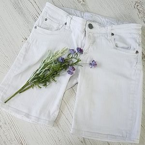 Kut from the Kloth Denim Bermuda Shorts